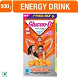 Glucon-D Orange - 450+50 g