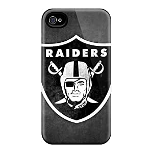Fashionable Style Case Cover Skin For Iphone 6- The Oakland Raiders