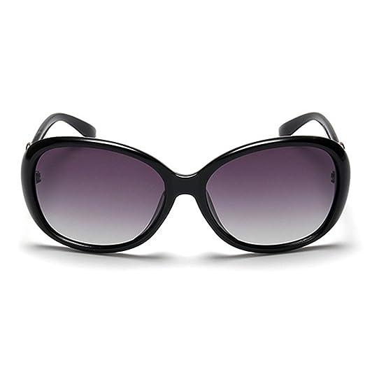 BLDEN Gafas de Sol Polarizadas Mujer, Moda Casual Estilo Gafas de Sol Oval Elegante UV 400 Protection: Amazon.es: Ropa y accesorios