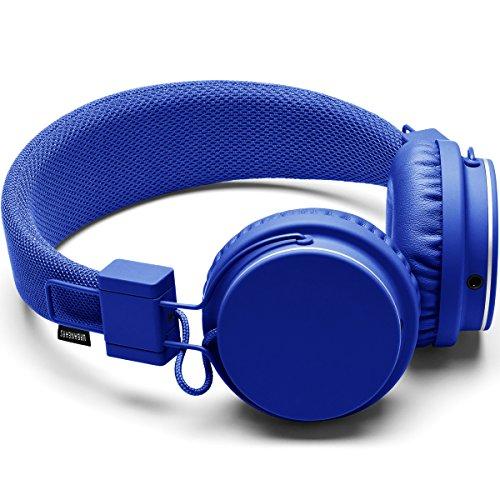 Urbanears Plattan Plus Headphones Cobalt