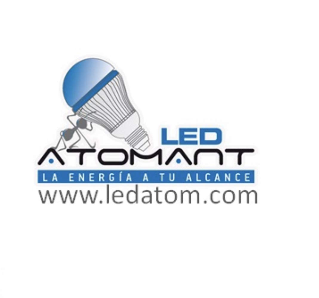 Blanco frio 6500k Halogeno LED 680 lumenes reales LA 10x GU10 LED 7W potentisima Recambio bombillas 60W