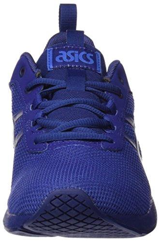 Print Asics Baskets Blue Print Mixte Adulte Bleu H6k2n Blue wwHn6fqF