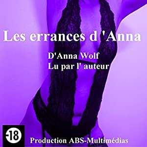 Les errances d'Anna 1 | Livre audio