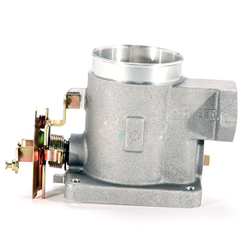 (BBK 1523 70mm Throttle Body - High Flow Power Plus Series for Ford Mustang 5.0L)