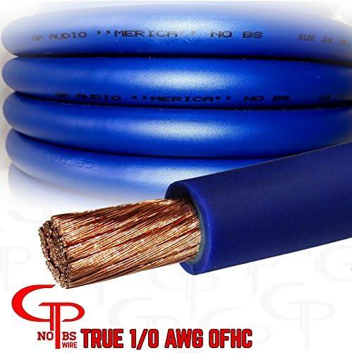 ANL Fuse block 350 amp FUSE w// 2//0 AWG Lugs and heat shrink GP Car Audio 2
