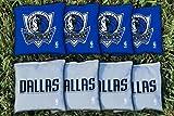 NBA Replacement All Weather Cornhole Bag Set NBA Team: Dallas Mavs Mavericks