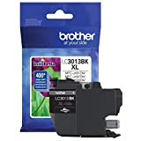 Brother Genuine LC3013BK Single Pack High Yield Black Ink Cartridge, Page Yield up to 400 Pages, LC3013, Amazon Dash Replenishment Cartridge