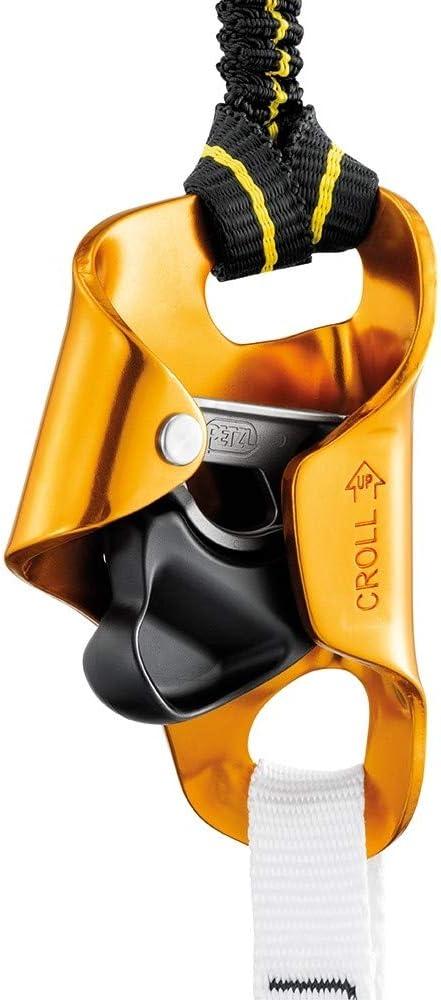 PETZL Knee Ascent Clip Accesorio para La Escalada, Adultos Unisex, Multicolor, Uni
