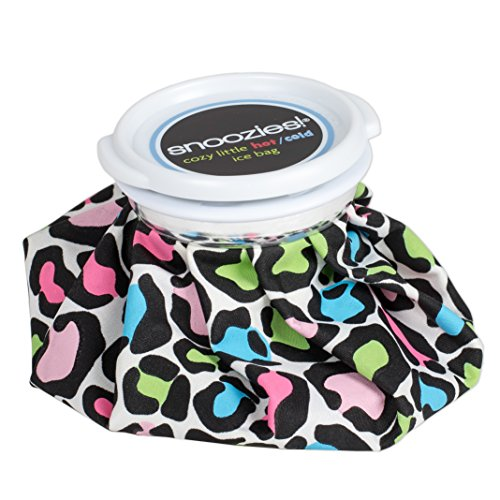 Junior Varsity Kit (Snoozies Cozy Little Reusable Dual Hot Cold Ice Bag (Leopard Brights))