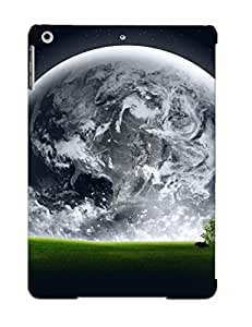 CUfZAJO3964SsEzf Premium Planet In The Horizon Back Cover Snap On Case For Ipad Air
