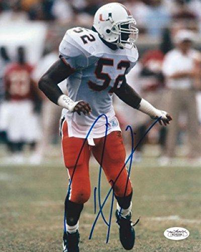 Amazon.com  Ray Lewis Signed Miami Hurricanes 8x10 NCAA Photo