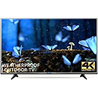 Outdoor TV 60 Fully Weatherproof Ultra HD 4K Smart All Weather LED Television - by Sealoc