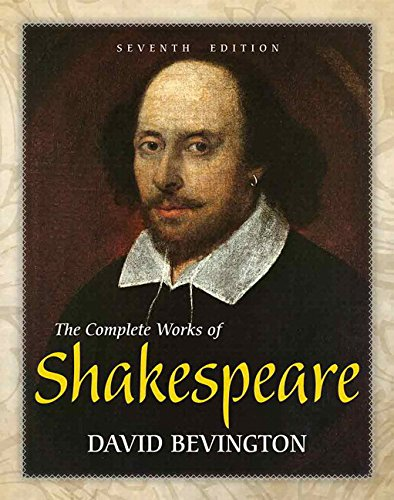 Complete Works of Shakespeare, The,  with MyLab Literature -- Access Card Package (7th Edition) by Pearson