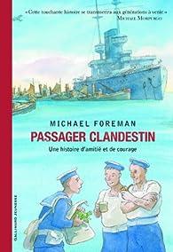 Passager clandestin par Michael Foreman
