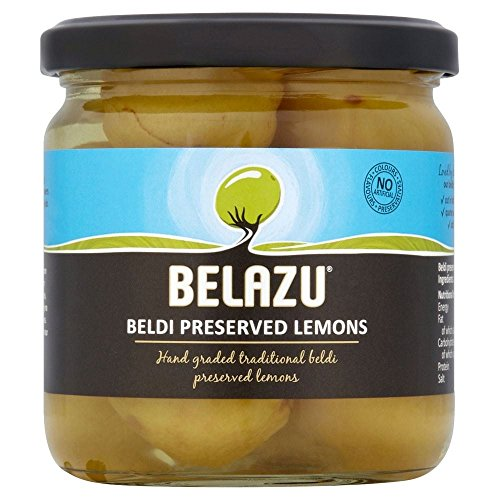 Belazu Beldi Preserved Lemons (350g)