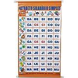 Alfabeto Silabário Simples Carlu Brinquedos