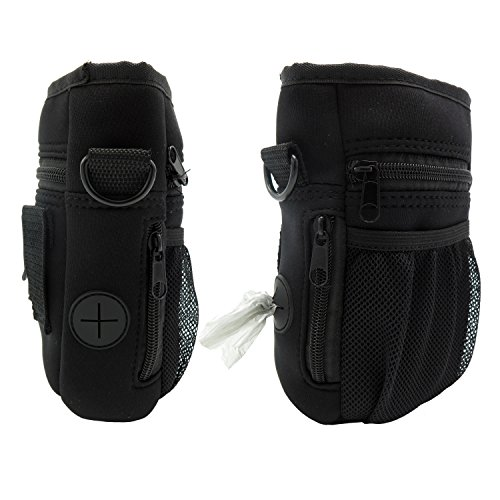 Dog-Training-Treat-Pouch-Neoprene-Multi-Purpose-with-Adjustable-Over-the-Shoulder-Strap-or-Waist-Belt-NEW-Version-20