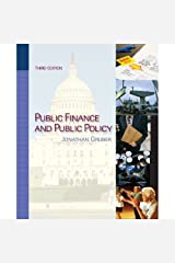 by Jonathan Gruber Public Finance and Public Policy (text only)[Hardcover]2009 Hardcover