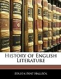 History of English Literature, Reuben Post Halleck, 1144474329