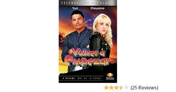 Amazon.com: Volver a Empezar by Rafael Sanchez Navarro: Rafael Sanchez Navarro;Alejandro Aragon;Chayanne;Luis Couturier, Various: Movies & TV