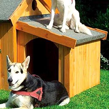 Anbau für Hundehütte MAX 69 x 92 x 78 cm Hundehaus Isoliert ...
