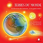 Terres du monde (French Edition) Audiobook by Anna Manikowska Narrated by Anna Manikowska