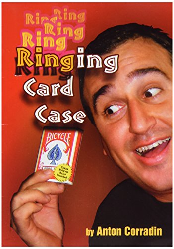 MMS Ringing Card Case by Anton Corradin - Trick