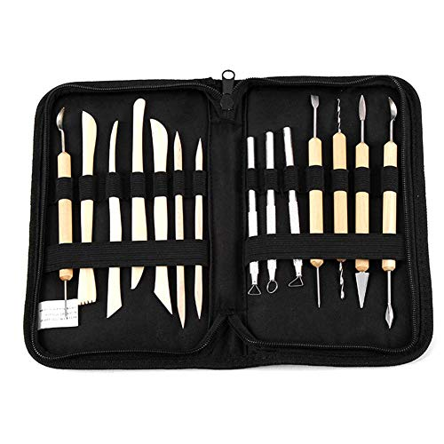 - AOLVO 14 Pcs Stainless Steel Spatula Palette Knives for Artists, Art Tools for Oil Painting Acrylic Mixing Special Effects, Wooden Handle
