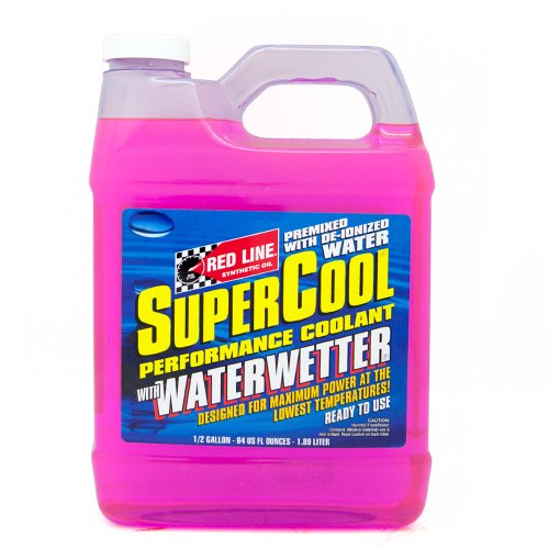 - Red Line 80205 Supercool, 1/2 Gallon, 1 Pack