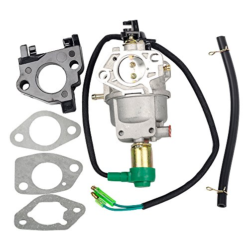 (HIFROM Carburetor with Insulator Air Intake Gaskets For Generac Centurion GP5000 5944 0055770 005577-1 005578-0 Generators)