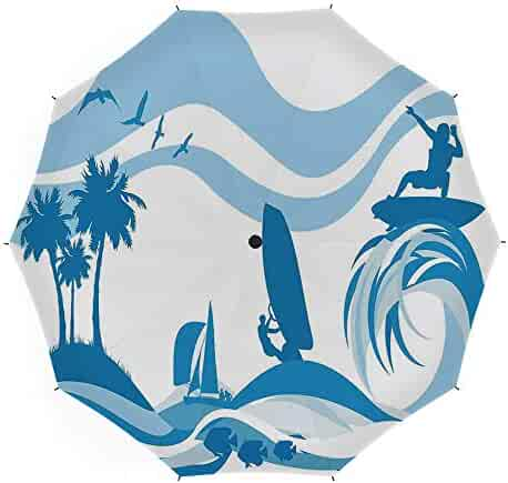 8011f5eb098d Shopping iPrintDirect - Girls - Folding Umbrellas - Umbrellas ...