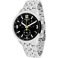 Tissot Men's T0554171105700 PRC200 Analog Display Quartz Silver Watch