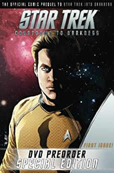 Star Trek: Countdown to Darkness #1 DVD Pre-Order Special Edition by [Johnson, Mike]