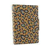 iCarryAlls Folio Case, 3-Ring Binder Portfolio with 3/4 inch Round Ring,for A4 Paper,Yellow