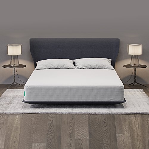 Eight 239M Sleep Hybrid Mattress Queen White,1st ()