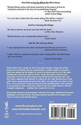 Spinning Lou Aronica 9781611880052 Amazon Books
