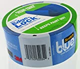 3M 2093EL-48N 1.88'' Scotch Blue Advanced Multi Surface Painters Tape