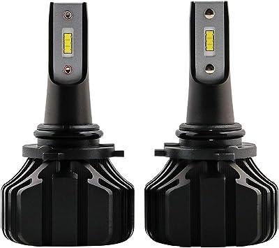 6000K Crystal White Stark NS Series 9000LM Bulb Size: 9006//HB4 UNV inc V01 80W Headlight Conversion Kit UPGRADED
