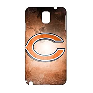 Cool-benz chicago bears logo (3D)Phone Case for Samsung Galaxy note3