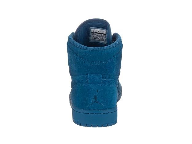 ... Amazon.com NIKE AIR Jordan 1 Retro HIGH Suede - 332550-404 Basketball  buy . ... db001c351