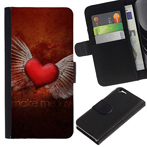 OMEGA Case / Apple Iphone 6 4.7 / JESUS IS MY SAVIOR / Cuir PU Portefeuille Coverture Shell Armure Coque Coq Cas Etui Housse Case Cover Wallet Credit Card
