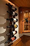 Wine Rack - 6 Bottle Wine Stave Rack