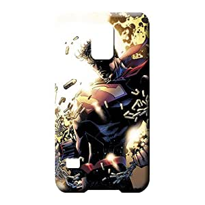 samsung galaxy s5 phone carrying shells Retail Packaging Excellent Fitted Hot Fashion Design Cases Covers man of steel superman