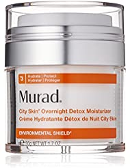 Permalink to Murad City Skin Overnight Detox Moisturizer, 1.7 Ounce Noticeable
