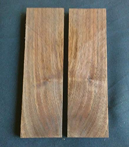 Walnut Knife Scales - 8