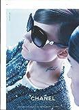 **PRINT AD** With Freja Beha Erichsen For 2010 Chanel Eyewear