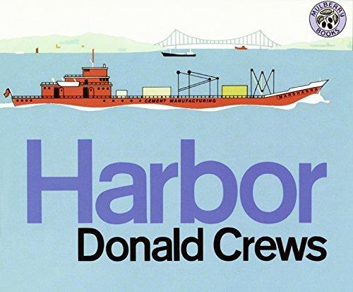 donald crews board books - 9