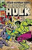 capa de Coleção Histórica Marvel: O Incrível Hulk Vol. 5