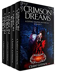 Death's Gift Series Bundle: A Gothic Vampire Historical Romance, Books 1 - 4: Fated Lovers