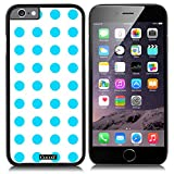 chanel target - CocoZ? New Apple iPhone 6 s 4.7-inch Case Beautiful mint green Polka Dot pattern PC Material Case (Black PC & Polka Dot 9)